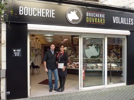 Boucher de France - Boucherie OUVRARD - Cholet (49)