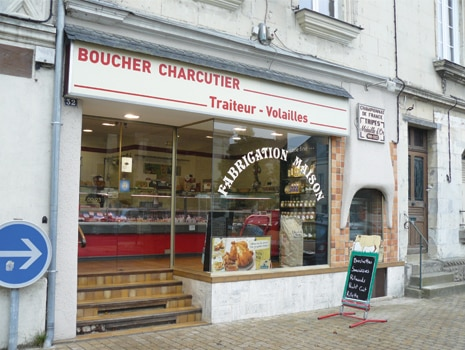 Boucher de France - Boucherie ST MATHURIN (49)