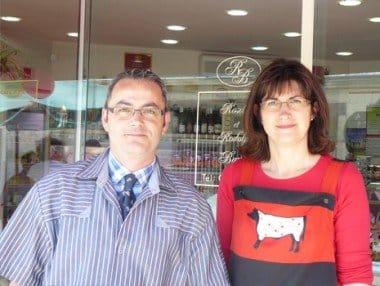 Boucher de France - Boucherie Bazille - Port Boulet (37) - Roseline et Rodolphe Bazille