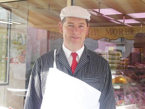Boucherie de France - Boucherie MOREL - Rezé (44) - Lionel MOREL