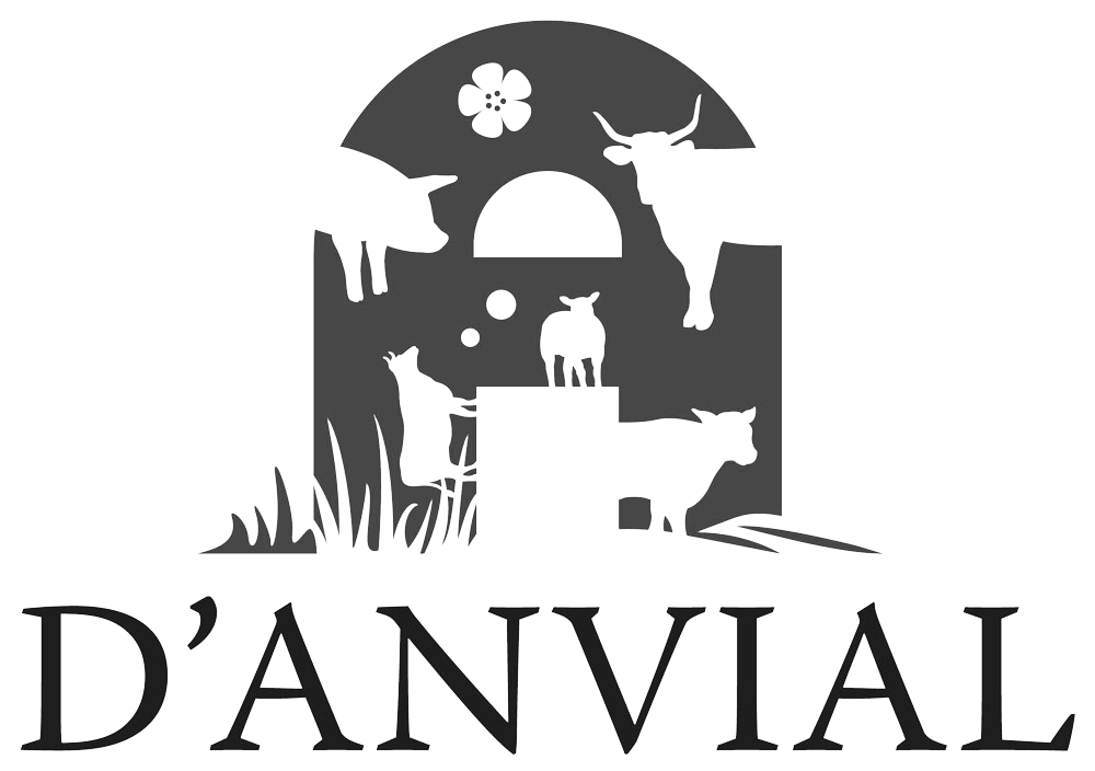 Boucher de France - Logo Partenaire - D'Anvial