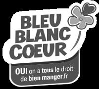 Boucher de France - Logo Partenaire - Bleu-Blanc-Coeur