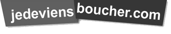 Boucher de France - Logo Partenaire - jedeviensboucher.com